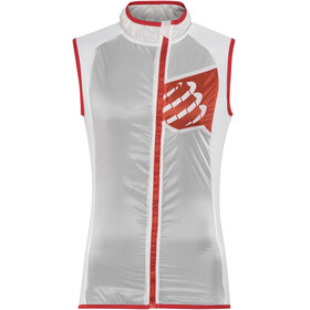 Compressport Trail Hurricane Running Vest Men white